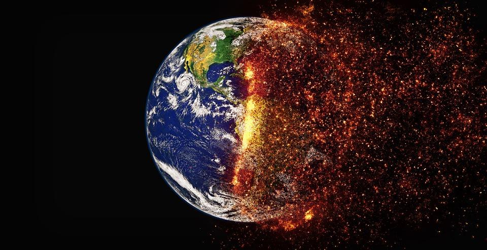 Globale Erwärmung?